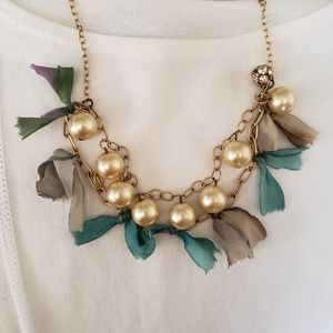 Adorable Lenora Dame pearl Necklace